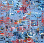Urban Times#2 Finalist City of Albany Art Prize 2012